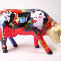 Hommage to Pi-COW-So African Period
